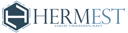 Hermest Saç Ekimi Logo